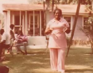 Sandra Gasden's AuntSarah